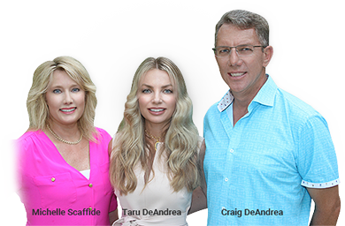 Taru and Craig De Andrea | Real estate broker - Ibis